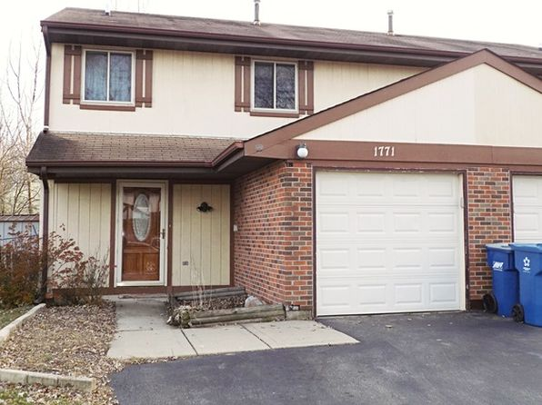 3 bed 2 bath Condo at 1771 Howe Ln Hanover Park, IL, 60133 is for sale at 178k - 1 of 17