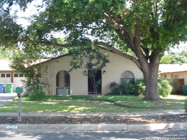 3 bed 2 bath Single Family at 10404 Northampton Dr San Antonio, TX, 78230 is for sale at 189k - 1 of 12