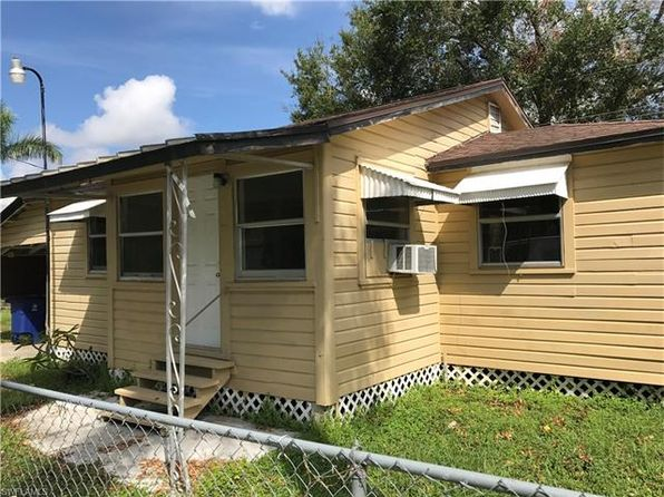 2 bed 1 bath Single Family at 70 Cypress St North Fort Myers, FL, 33903 is for sale at 75k - 1 of 22