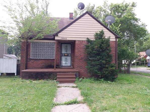 3 bed 1 bath Single Family at 20645 Tireman St Detroit, MI, 48228 is for sale at 54k - 1 of 2