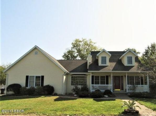 4 bed 3 bath Single Family at 16846 N Morrison Ln Mount Vernon, IL, 62864 is for sale at 325k - 1 of 61