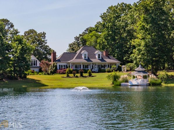 4 bed 5 bath Single Family at 1411 Lipscomb Rd Social Circle, GA, 30025 is for sale at 895k - 1 of 36