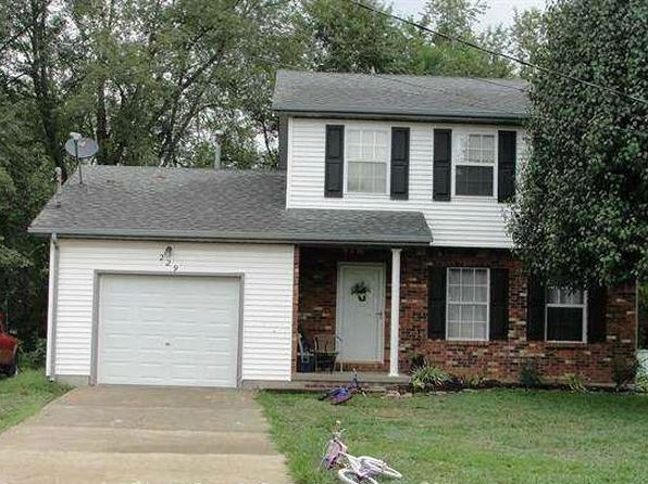 3 bed 2 bath Single Family at 229 Fairview Dr Elizabethtown, KY, 42701 is for sale at 124k - 1 of 7