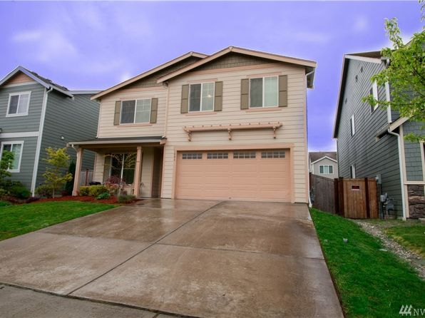 4 bed 3 bath Single Family at 1806 189th Street Ct E Spanaway, WA, 98387 is for sale at 346k - 1 of 25