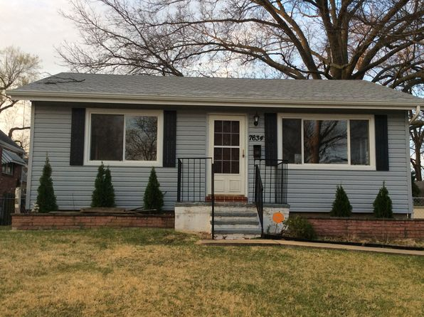 3 bed 2 bath Single Family at 7634 W Bruno Ave Saint Louis, MO, 63117 is for sale at 195k - 1 of 18