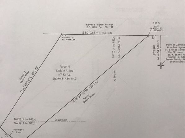 null bed null bath Vacant Land at  Lot 4 Saddle Ridge Rd Florence, MS, 39073 is for sale at 102k - google static map