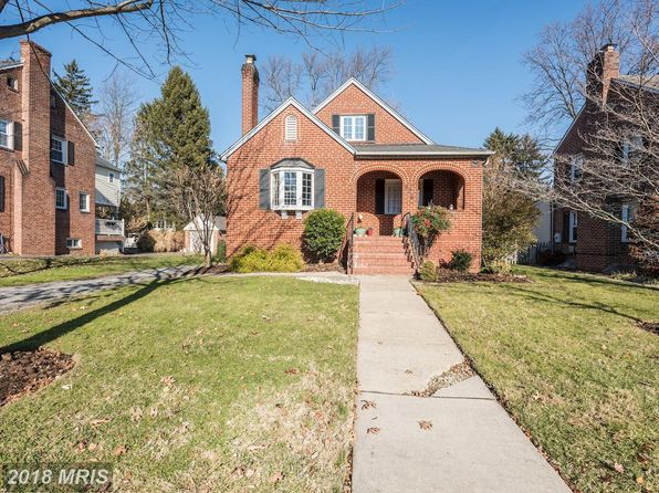5 bed 3 bath Single Family at 626 Regester Ave Baltimore, MD, 21212 is for sale at 475k - 1 of 30