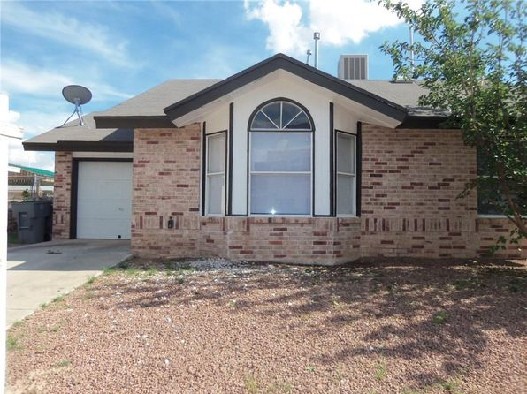 3 bed 2 bath Single Family at 6608 MALACHITE CT EL PASO, TX, 79924 is for sale at 83k - 1 of 27