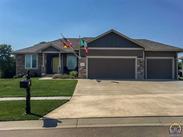 5 bed 3 bath Single Family at 5403 SW Westport Dr Topeka, KS, 66610 is for sale at 340k - 1 of 26