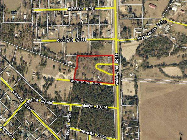 null bed null bath Vacant Land at 4.07 Ac Hyde Rd Aiken, SC, 29803 is for sale at 120k - 1 of 6