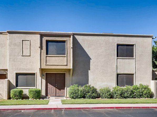 2 bed 1 bath Townhouse at 4280 N 81st St Scottsdale, AZ, 85251 is for sale at 165k - 1 of 29