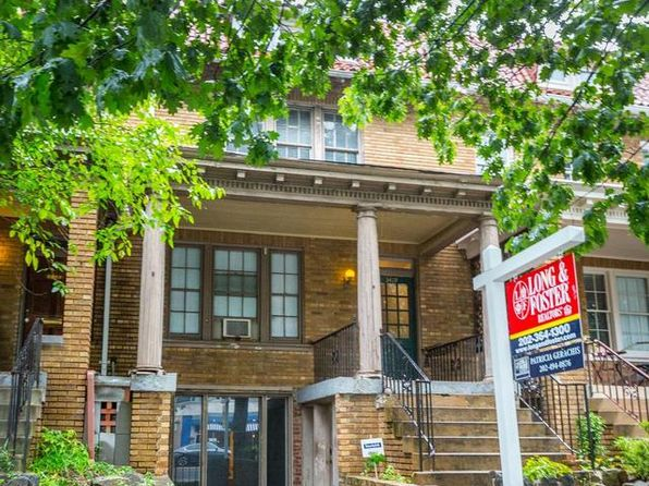 5 bed 4 bath Townhouse at 3419 Wisconsin Ave NW Washington, DC, 20016 is for sale at 950k - 1 of 17