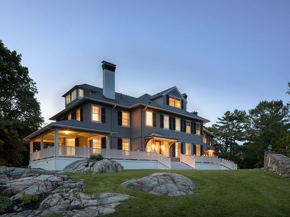 7 bed 8 bath Single Family at 73 BRIDGE ST MANCHESTER, MA, 01944 is for sale at 3.50m - 1 of 18