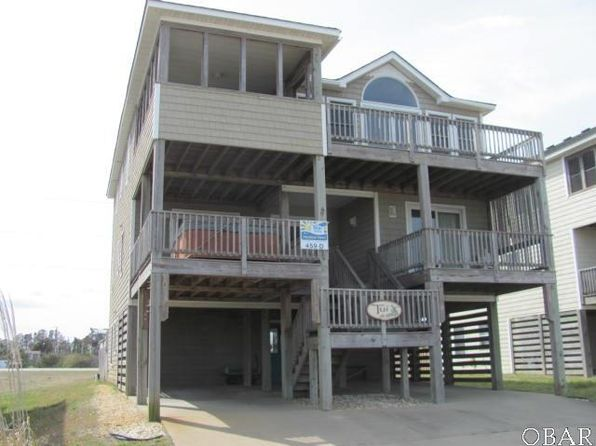 6 bed 6 bath Single Family at 4507 S Croatan Hwy Nags Head, NC, 27959 is for sale at 599k - 1 of 36