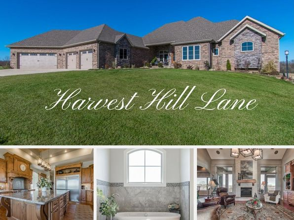 4 bed 5 bath Single Family at 1179 HARVEST HILL LN NIXA, MO, 65714 is for sale at 630k - 1 of 63