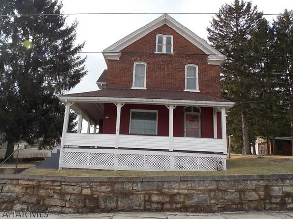 4 bed 2 bath Single Family at 408 Locust St Roaring Spring, PA, 16673 is for sale at 95k - 1 of 32