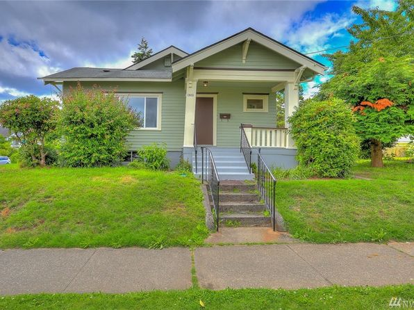 2 bed 2 bath Single Family at 1502 S 17th St Tacoma, WA, 98405 is for sale at 273k - 1 of 25