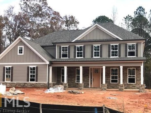 5 bed 4 bath Single Family at 220 Blue Point Pkwy Fayetteville, GA, 30215 is for sale at 395k - google static map