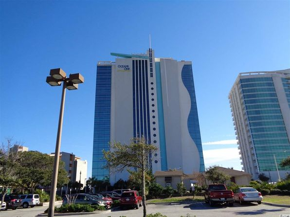 1 bed 1 bath Condo at 107 S Ocean Blvd Myrtle Beach, SC, 29577 is for sale at 159k - 1 of 25