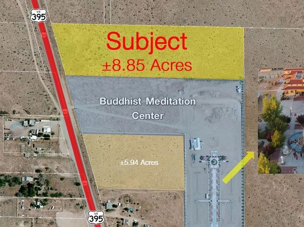 null bed null bath Vacant Land at 395 Highway Adelanto, CA, 92301 is for sale at 149k - 1 of 3