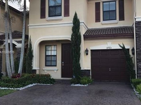 4 bed 3 bath Townhouse at 8765 NW 116th Ct Doral, FL, 33178 is for sale at 460k - 1 of 18