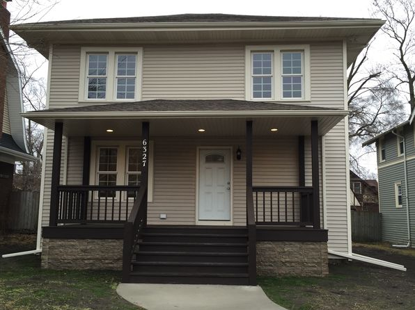 4 bed 2 bath Single Family at 6327 Forest Ave Hammond, IN, 46324 is for sale at 173k - 1 of 4