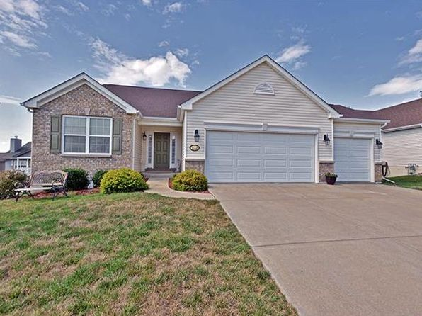 3 bed 2 bath Single Family at 833 Railway Cir Wentzville, MO, 63385 is for sale at 240k - 1 of 32