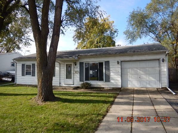 3 bed 1 bath Single Family at 618 Belmont Dr Romeoville, IL, 60446 is for sale at 98k - 1 of 16