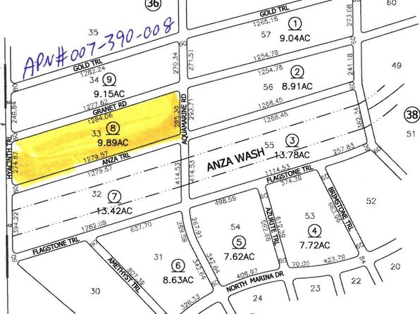 null bed null bath Vacant Land at 0 Raw Land 9.89 Acres Salton City, CA, 92275 is for sale at 7k - 1 of 3