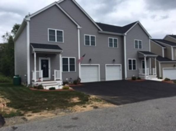 2 bed 2 bath Condo at 41 Beaver Pond Rd Milford, MA, 01757 is for sale at 162k - google static map