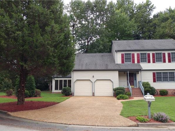 5 bed 3 bath Single Family at 33 Cherbourg Dr Newport News, VA, 23606 is for sale at 275k - 1 of 23