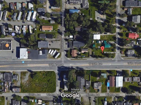 null bed null bath Vacant Land at 3510 Cope St Anchorage, AK, 99503 is for sale at 110k - 1 of 5