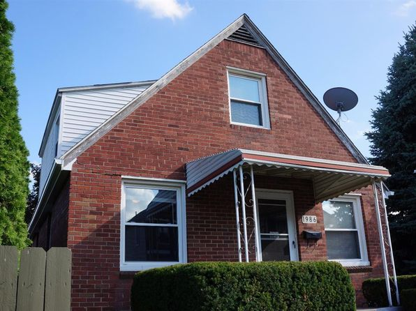 4 bed 3 bath Single Family at 1986 Belmont St Hamtramck, MI, 48212 is for sale at 80k - 1 of 19