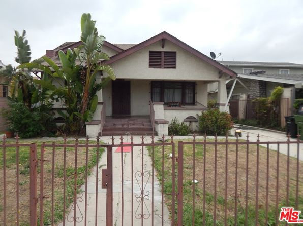 2 bed 1 bath Single Family at 4226 Halldale Ave Los Angeles, CA, 90062 is for sale at 430k - google static map