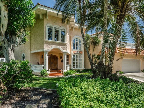 5 bed 4 bath Single Family at 1380 80th St S Saint Petersburg, FL, 33707 is for sale at 1.40m - 1 of 40