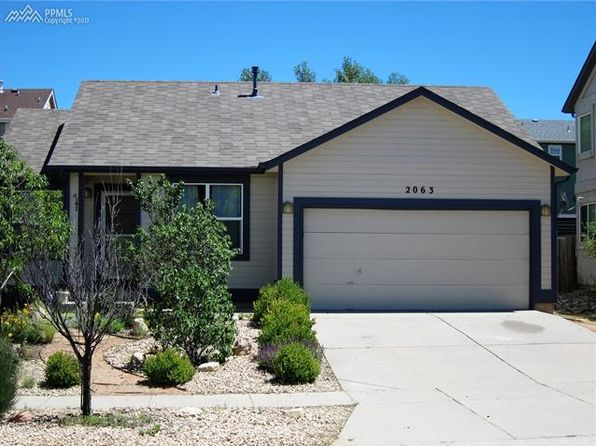 3 bed 2 bath Single Family at 2063 Sage Grouse Ln Colorado Springs, CO, 80951 is for sale at 210k - 1 of 19