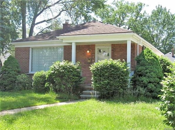 3 bed 2 bath Single Family at 1589 London Ave Lincoln Park, MI, 48146 is for sale at 100k - 1 of 23