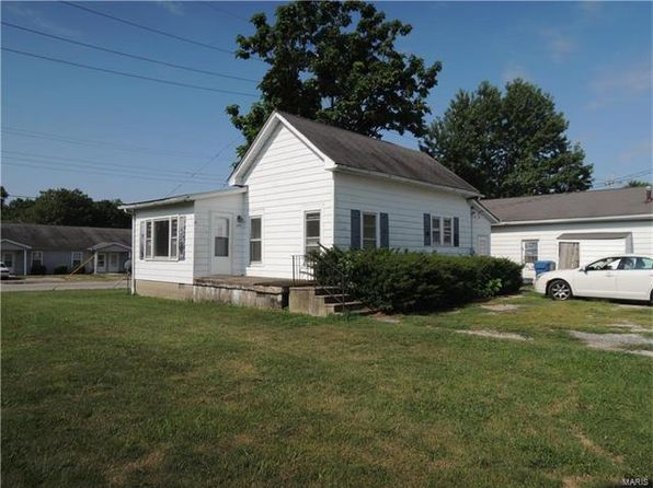 3 bed 1 bath Single Family at 302 Academy St Pocahontas, IL, 62275 is for sale at 48k - google static map