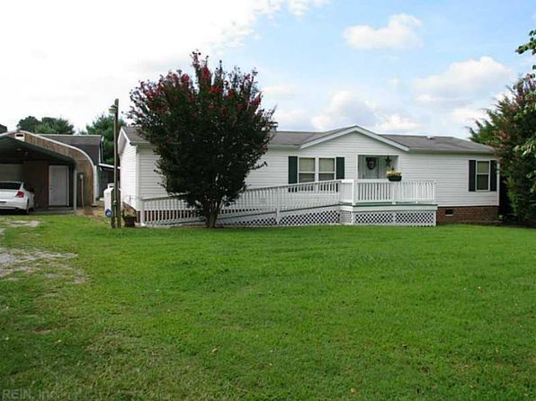 3 bed 2 bath Mobile / Manufactured at 37504 Old Wakefield Rd Wakefield, VA, 23888 is for sale at 140k - 1 of 3