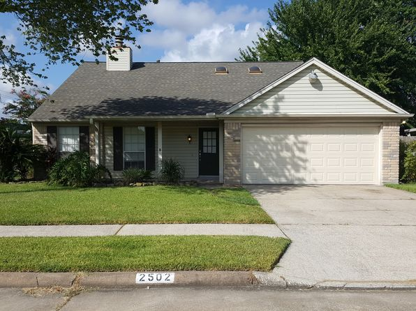 4 bed 3 bath Single Family at 2502 Parkview Dr Pearland, TX, 77581 is for sale at 199k - 1 of 14