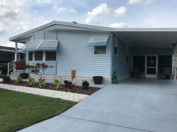 2 bed 2 bath Mobile / Manufactured at 1608 Poppy Cir Lakeland, FL, 33803 is for sale at 33k - 1 of 2