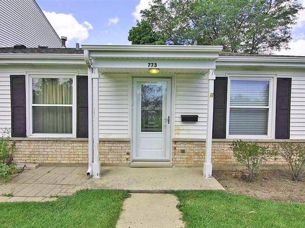 3 bed 1 bath Single Family at 773 Pahl Rd Elk Grove Village, IL, 60007 is for sale at 200k - google static map