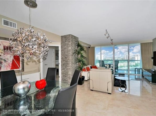 2 bed 2 bath Condo at 19400 Turnberry Way Miami, FL, 33180 is for sale at 530k - 1 of 49