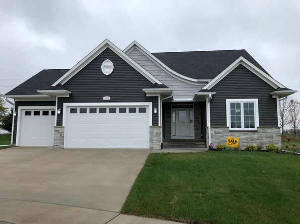 3 bed 3 bath Single Family at 5704 Prairie Willow Ct Davenport, IA, 52807 is for sale at 369k - 1 of 19