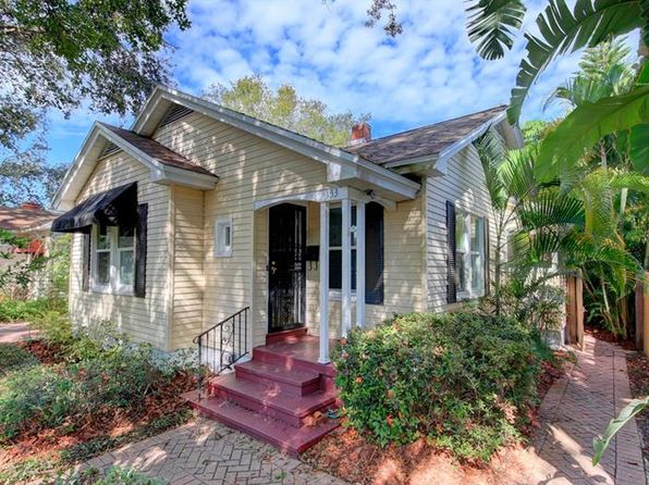3 bed 3 bath Single Family at 153 29th Ave N Saint Petersburg, FL, 33704 is for sale at 450k - 1 of 25