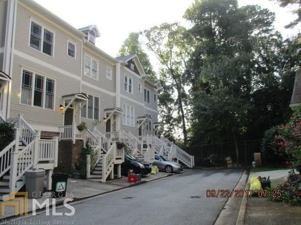 3 bed 4 bath Condo at 22 Fairpark Ln Decatur, GA, 30030 is for sale at 345k - 1 of 2