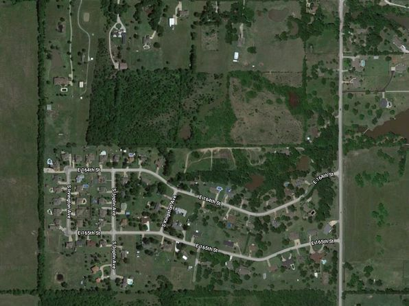 null bed null bath Vacant Land at  E 164th St S Bixby, OK, 74008 is for sale at 50k - 1 of 2