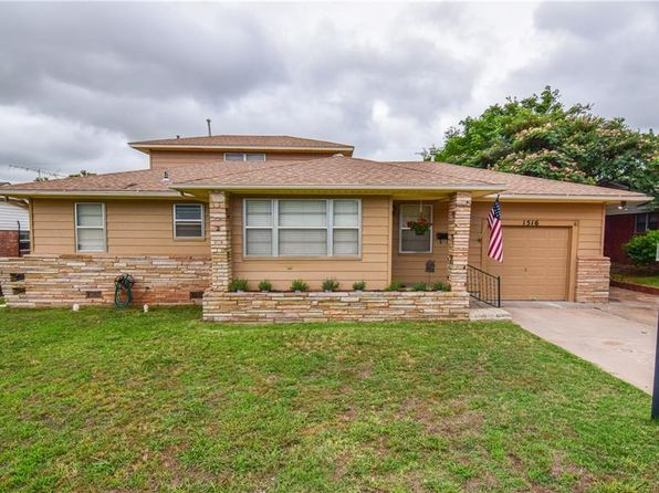 3 bed 3 bath Single Family at 1516 N Pennsylvania Ave Shawnee, OK, 74804 is for sale at 124k - 1 of 22