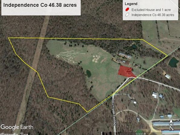 null bed null bath Vacant Land at Undisclosed Address Locust Grove, AR, 72550 is for sale at 167k - 1 of 7