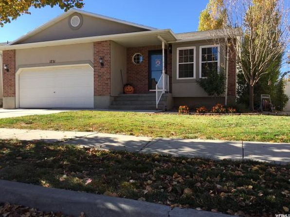 6 bed 3 bath Single Family at 1731 N 2520 W Lehi, UT, 84043 is for sale at 350k - 1 of 8